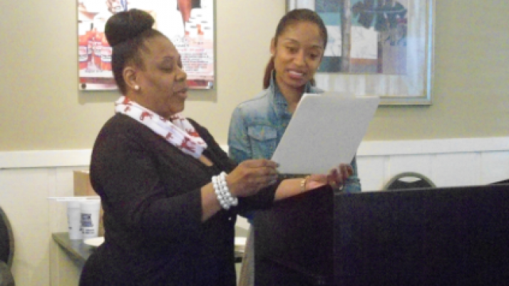 Delta Sigma Theta Sorority Academy – Dining Etiquette Class